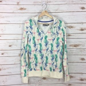 [Volcom] Tropical Kitty Kolada Pullover Size XS